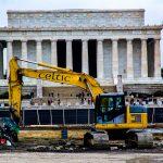 Thumbnail of Celtic Demolition - Lincoln Memorial Reflecting Pool 6