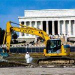 Thumbnail of Celtic Demolition - Lincoln Memorial Reflecting Pool 4