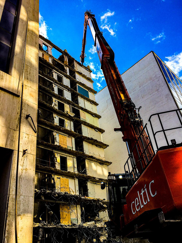 Celtic Demolition - 1700-M-St-NW