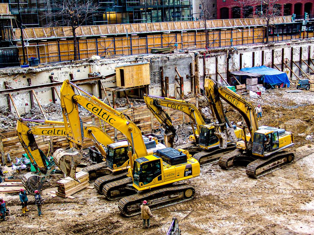 Celtic Demolition - 800-17th-St-NW