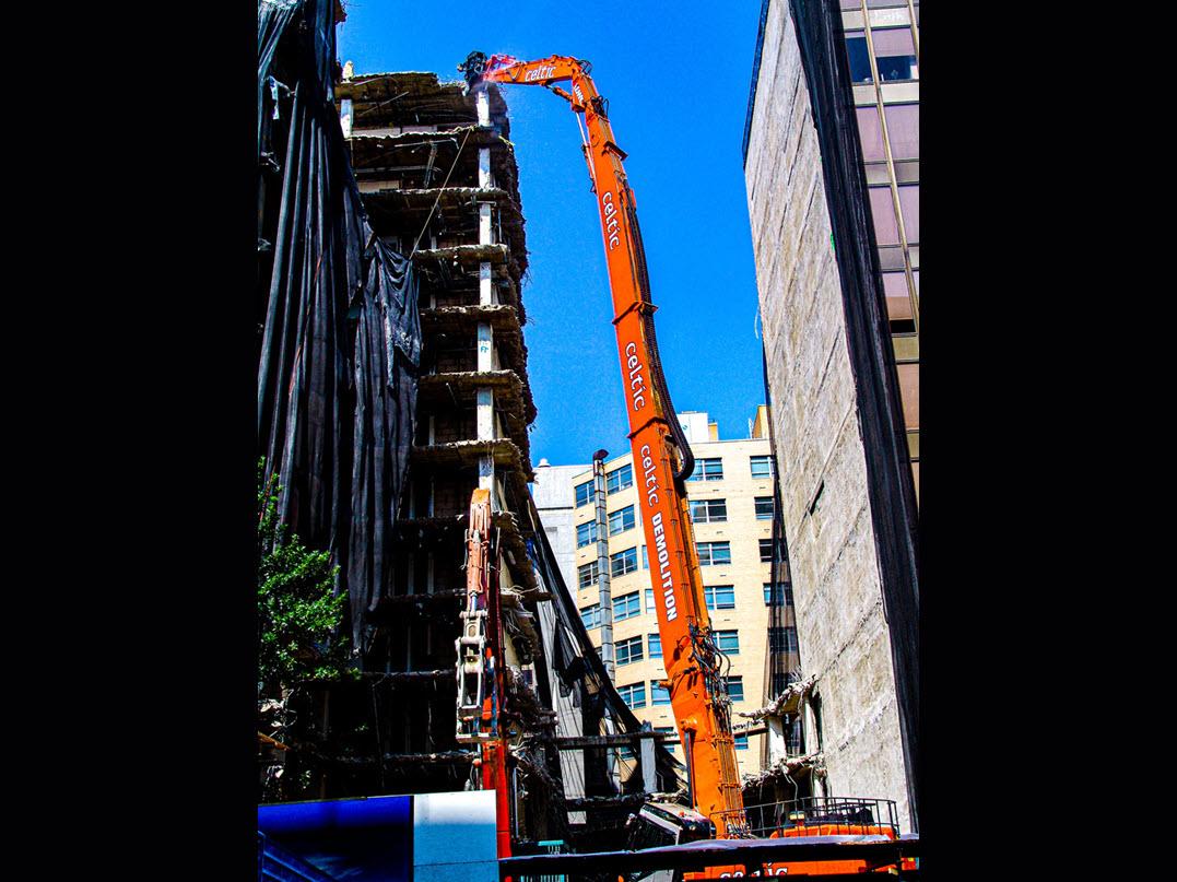 Celtic Demolition - 800 17th St NW