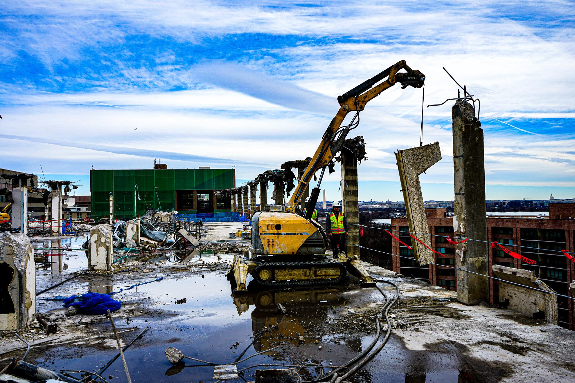 Celtic Demolition - Crystal-Drive