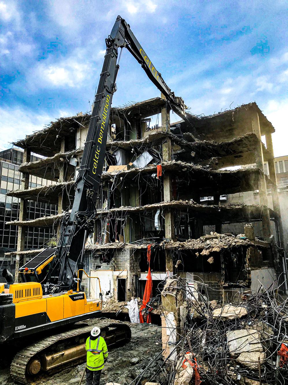 Celtic Demolition - Razing Image 4