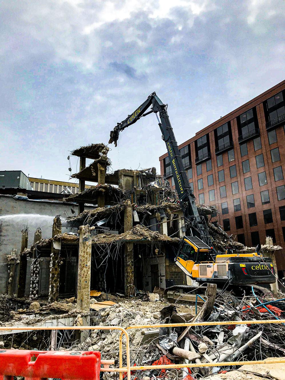 Celtic Demolition - Razing Image 3