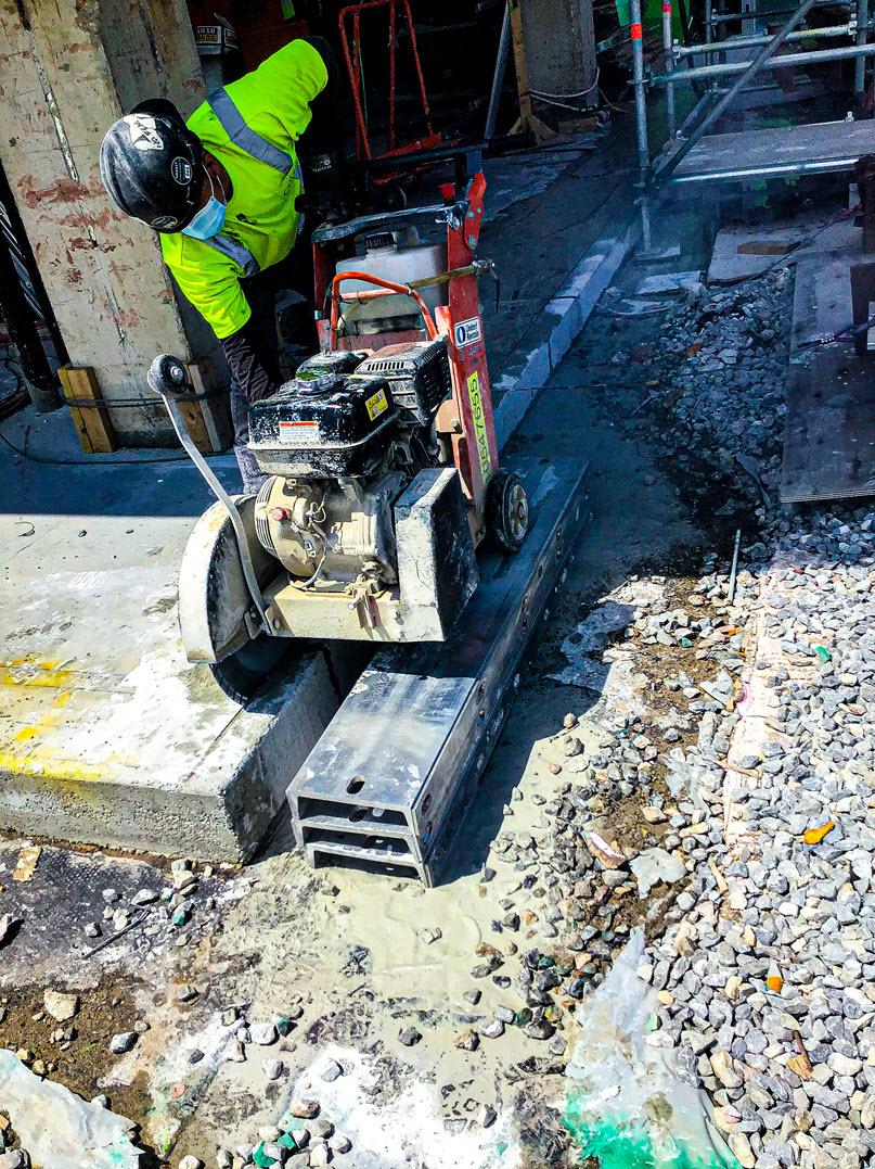 Celtic Demolition - Strip Out