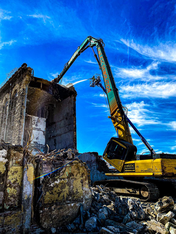 Celtic Demolition - Baltimore Prison