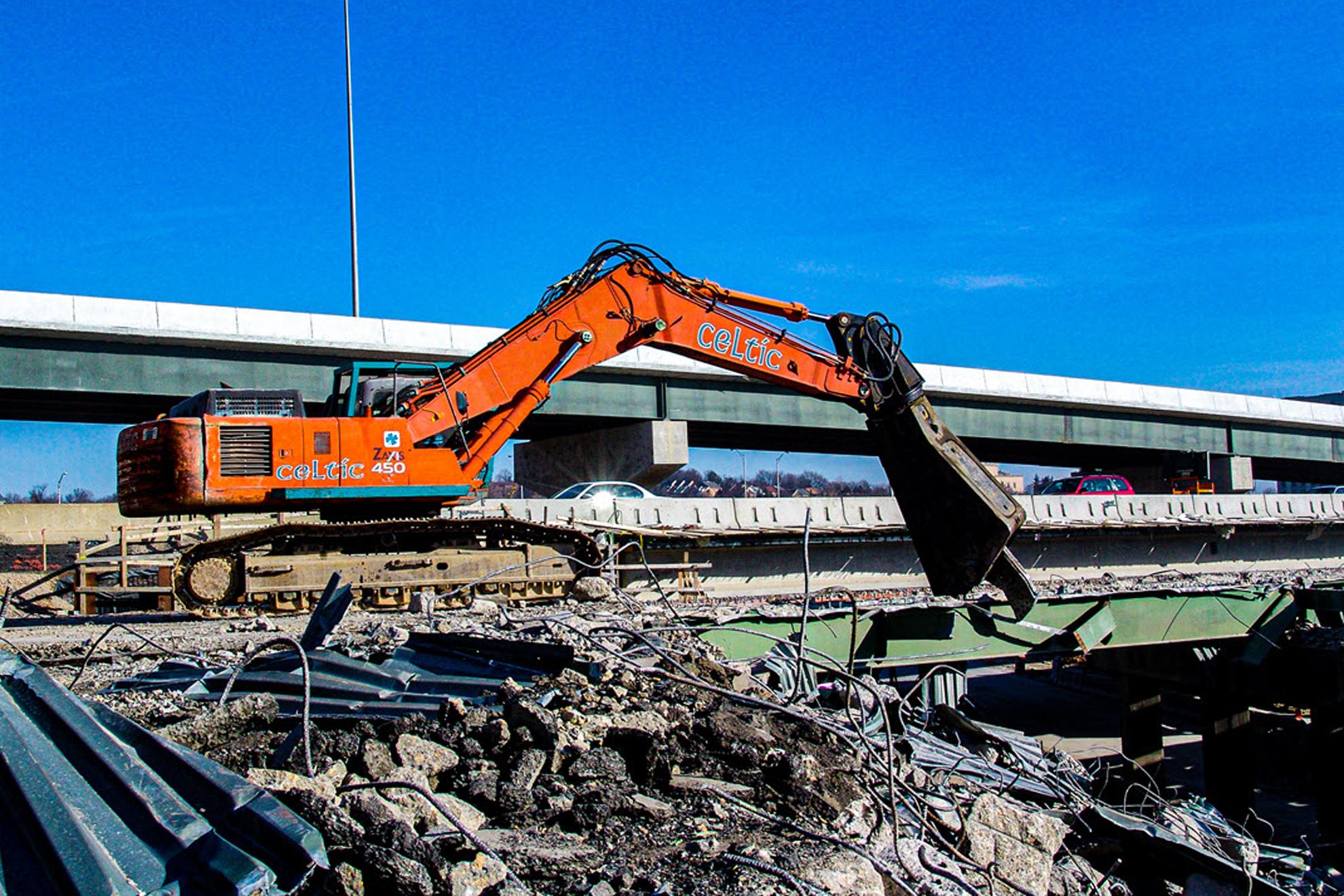 Celtic Demolition - Bridges