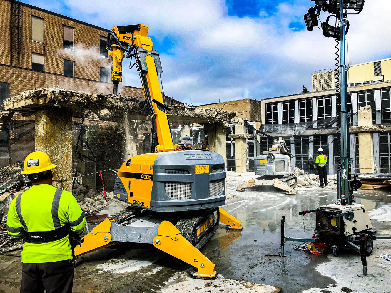 Celtic Demolition - 1050 17th St NW
