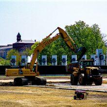 Thumbnail of Celtic Demolition - Lincoln Memorial Reflecting Pool 2