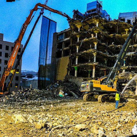 Celtic Demolition - Washington-Post